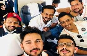 Asia Cup 2018: मुकाबलों के लिए दुबई पहुंची भारतीय टीम, खलील अहमद का दिखा खास अंदाज