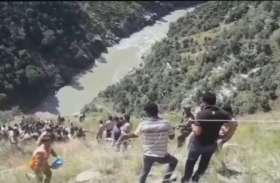 जम्मू-कश्मीर: किश्तवाड़ा में एक महीने की अंदर हुआ तीसरा बड़ा एक्सीडेंट, आज 17 लोगों की चली गई जान