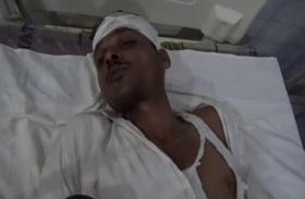 यूपी के मऊ में भाजपा नेता पर जानलेवा हमला, जिला अस्पताल में भर्ती