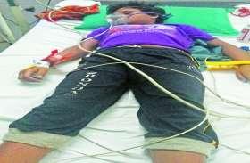 फिर समय पर इलाज न मिलने से प्री मैट्रिक कन्या छात्रावास की छात्रा ने तोड़ा दम