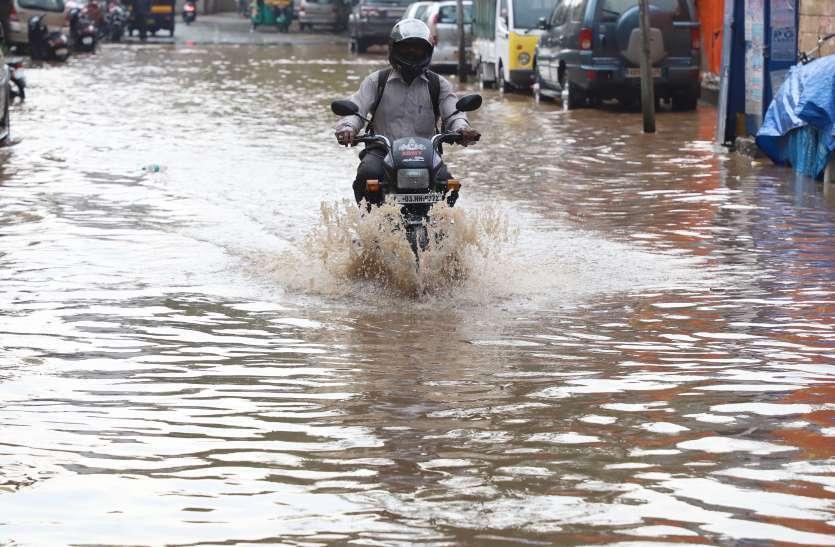 राजस्थान में यहां हुई अब तक की सबसे ज्यादा बारिश, बांध हुए