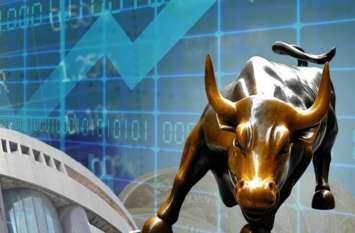 शेयर बाजारः रुपये में रिकवरी ने पलटी बाजार की चाल, सेंसेक्स 200 अंक मजबूत, निफ्टी भी 11400 के पार