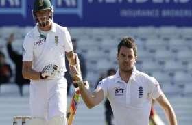 रिकॉर्ड तोड़ने के बाद एंडरसन का बड़ा बयान, मुझसे बेहतर गेंदबाज हैं मैकग्रा, स्टेन