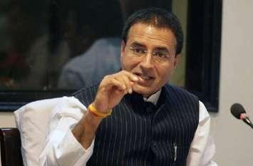 माल्या केसः कांग्रेस प्रवक्ता सुरजेवाला ने जेटली की चुप्पी और CBI-SBI की सुस्ती पर उठाए सवाल