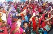 डॉटर्स आर प्रीशियस महाअभियान : जिले की 72 ग्राम पंचायतों में गूंजे बेटी बचाओ के स्वर