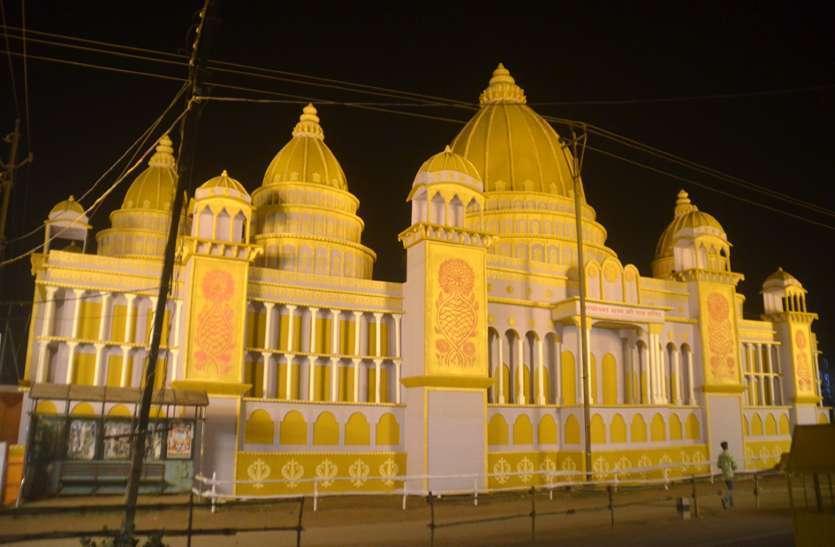 भिलाई ,अयोध्या का प्रस्तावित राम मंदिर खुर्सीपार
