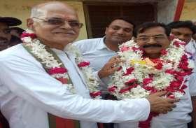 ब्लॉक प्रमुख के उप चुनाव में सत्तासीन भगवा ब्रिगेड की जीत औंधे मुंह गिरा विपक्ष