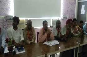 झुंझुनू में गौरव यात्रा की तैयारियों में जुटी पार्टी, नवलगढ़ व उदयपुरवाटी के कार्यकर्ताओं को इसलिए बुलाया जाएगा यहां..