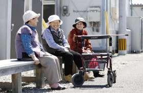 इस देश के 69,785 लोग 100 वर्ष से ज्यादा उम्र के