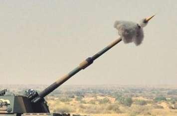हॉवित्जर तोप K9 VAJRA-T ने सफलतापूर्वक भेदा लक्ष्य, सेना में जल्द होगी शामिल