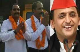 समाजवादी पार्टी ने BJP से छीनी यह सीट, उपचुनाव में भाजपा को मिले महज 25 वोट
