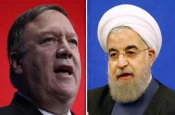 अमरीका की चेतावनी: ईरान पर प्रतिबंधों को गंभीरता से लिया जाए, अन्यथा भुगतने होंगे परिणाम