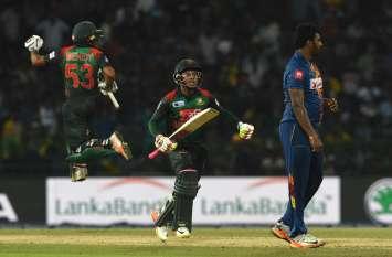 Asia Cup : मुशफिकुर रहीम का शानदार शतक, बांग्लादेश 261 पर आलआउट