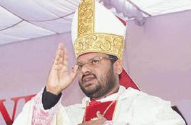 जालंधर धर्मप्रदेश के बिशप फ्रेंको मुलक्कल को पुलिस ने किया तलब