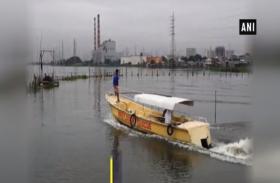 video: फिलीपींस में तूफान मैंगखुट की दस्तक,भारी बारिश से लाखों प्रभावित
