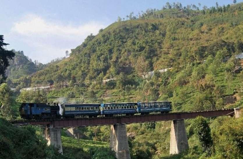 विदेशी जोड़े ने हनीमून ट्रिप के लिए किराए पर ली पूरी ट्रेन