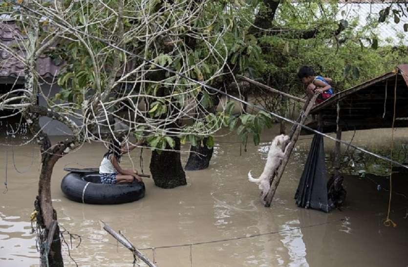 फिलीपींस में  'मैंगखुट' तूफान में अब तक 49 लोगों की मौत, कई लापता
