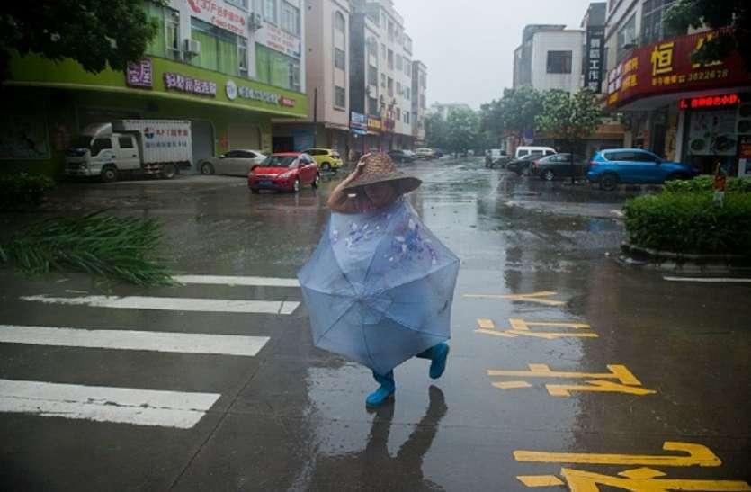 हांगकांग की तरफ तेजी से बढ़ रहा है  'मैंगखुट' तूफान, मौसम विभाग ने जारी किया अलर्ट