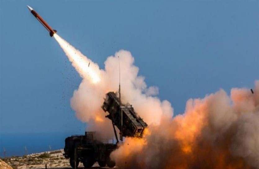 हौती विद्रोहियों का एक और हमला, सऊदी अरब ने नष्ट की मिसाइल