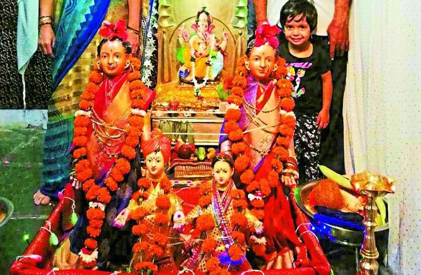 See the fascinating images of Mahalaxmi ji ...