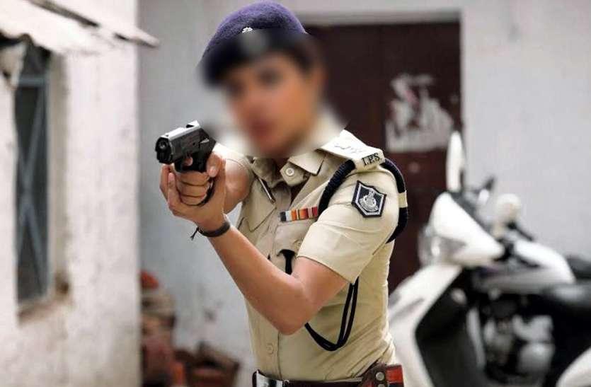 मध्यप्रदेश के इन थानों में महिला अधिकारी न पुलिसकर्मी, पुरुषों को फरियाद सुनाती है पीड़िताएं