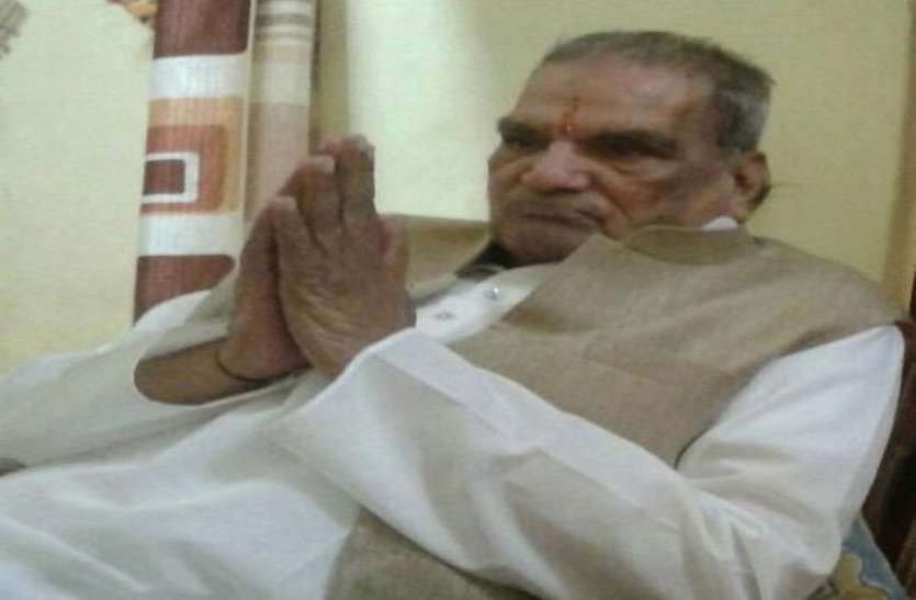 Breaking: भाजपा के वरिष्ठ नेता व पूर्व सांसद मोहन भैय्या का निधन, जेल से निकलकर सीधे पहुंचे थे संसद