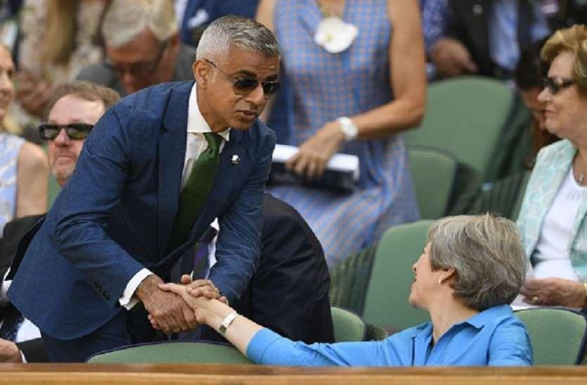 ब्रेक्जिट पर दोबारा हो मतदान, लंदन के मेयर सादिक खान ने की सरकार से मांग