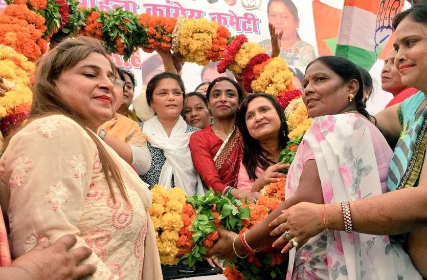 चार जोन में बंटा महिला कांग्रेस, जल्द मिलेगी वेस्ट यूपी अध्यक्ष:सुष्मिता देव