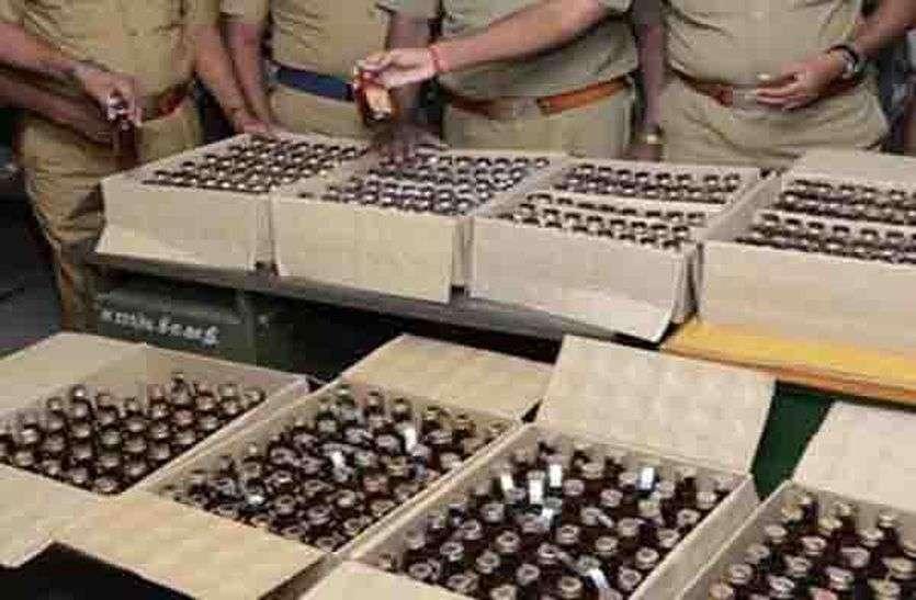 सचिव वित्त (राजस्व) ने कलक्टर, एसपी व आबकारी डीइओ को अवैध शराब रोकने के दिए आदेश