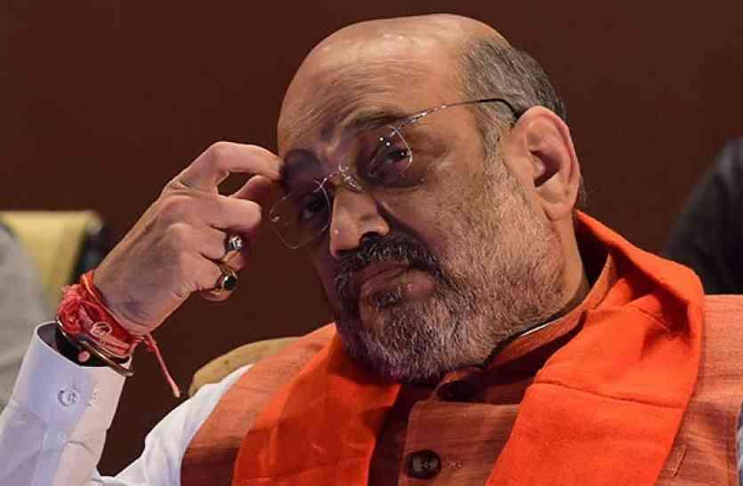 BJP से नाराज़ राजपूत समाज अब CM राजे के बाद करने जा रहा है अमित शाह का विरोध, प्रदेश में यहां कर रहे हैं तैयारी!