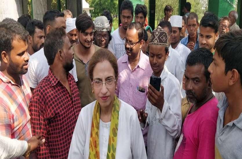 अन्नू टंडन ने कहा भाजपा को सत्ता से बाहर जाना पड़ेगा