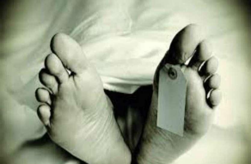विवाहिता की मौत, मायके वालों ने लगाया हत्या का आरोप