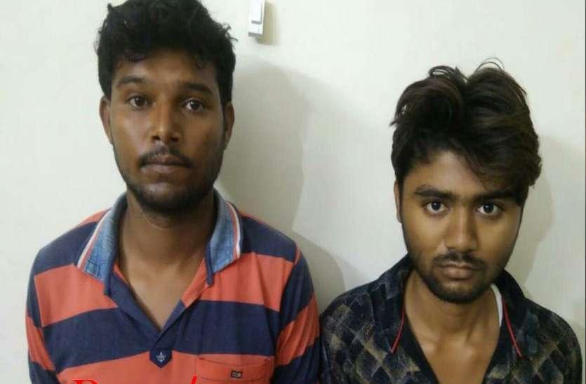 पुलिस ने एेसे कुख्यात बदमाशों को किया गिरफ्तार, जिनके बाप-दादा भी रहे हैं नामी डकैत
