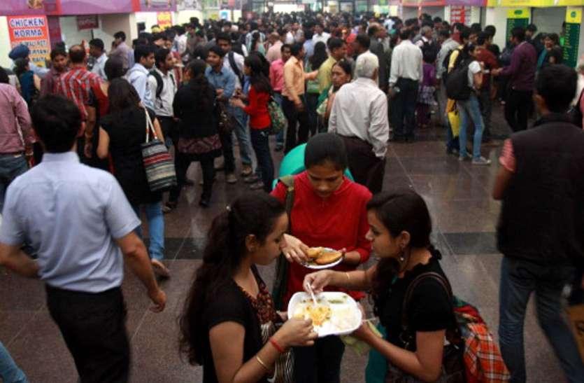 दिल्ली में फूड इंडिया प्रदर्शनी शुरू,16 देशों के व्यवसायी जुटे