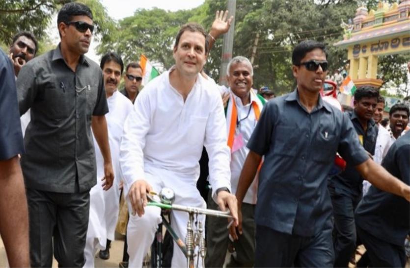 इसलिए भव्य होगा राहुल गांधी का रोड शो, कांग्रेस की बड़ी तैयारी हुई लीक!
