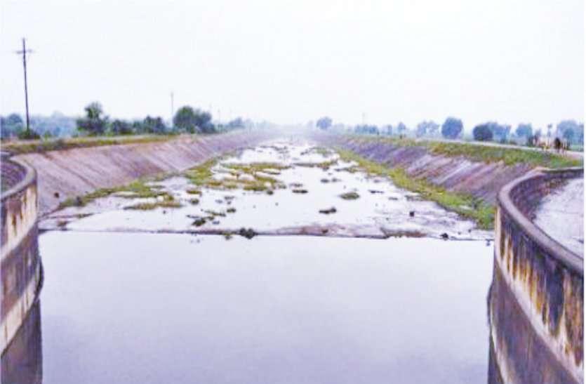 गांधीसागर बांध 27 फीट खाली, अब रबी फसलों के पानी को लेकर होगा मंथन