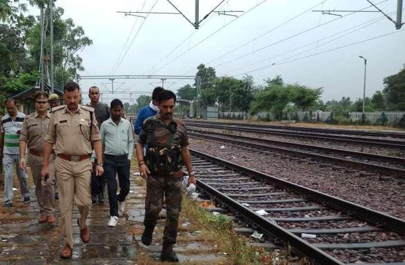 ट्रेन लुटेरों के गैंग के मूवमेंट ने बढ़ाई खाकी की मुश्किलें रेल यात्रियों की सुरक्षा को चुनौती