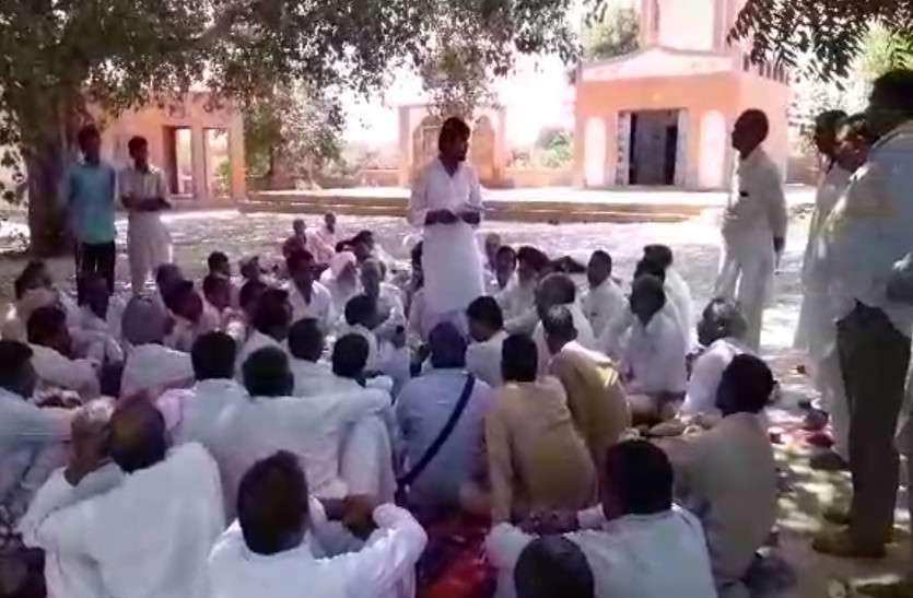 कोटा संभाग में अपनी सरकार के कामों के कसीदे पढ़ रहीं CM और इधर बड़ी खिलाफत की तैयारी में ये वर्ग..!