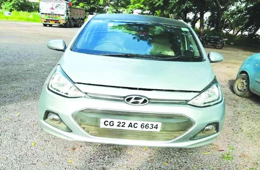 बेंगलूरु में गर्लफ्रेंड को घुमाने के लिए गैंगस्टर तपन करता था जिस लग्जरी कार का इस्तेमाल वो मिला लावारिस