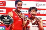 Japan Open: ओलम्पिक चैम्पियन मारिन ने जीता खिताब, फाइनल में ओकुहारा को दी मात