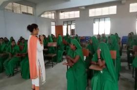 नक्सल प्रभावित इलाके में महिलाओं को बांटी जायेगी सिलाई मशीन, सिलाई कढ़ाई का भी मिलेगा प्रशिक्षण