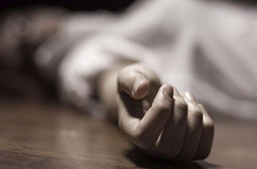 युवती की संदिग्ध मौत