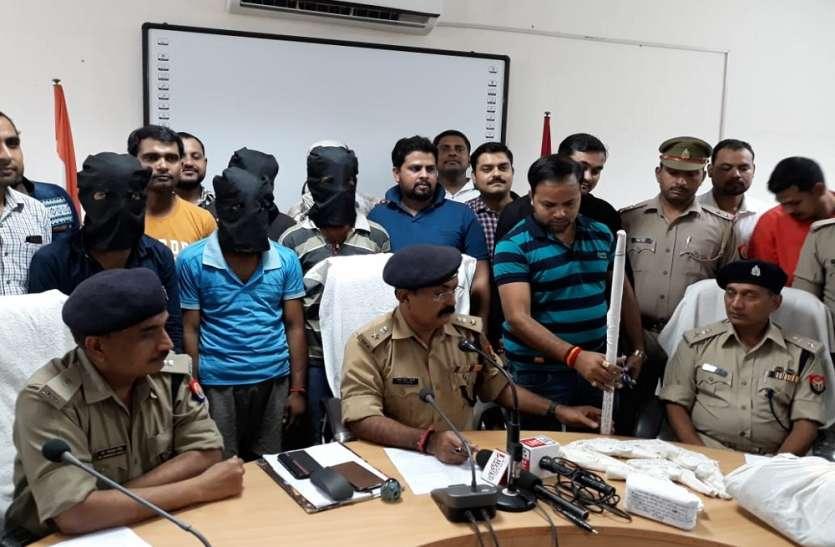 ट्रक चालक की हत्या करने वाले 6 आरोपी गिरफ्तार
