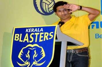 सचिन तेंदुलकर ने केरला ब्लास्टर्स से नाता तोड़ा, दिया ये इमोशनल मैसेज