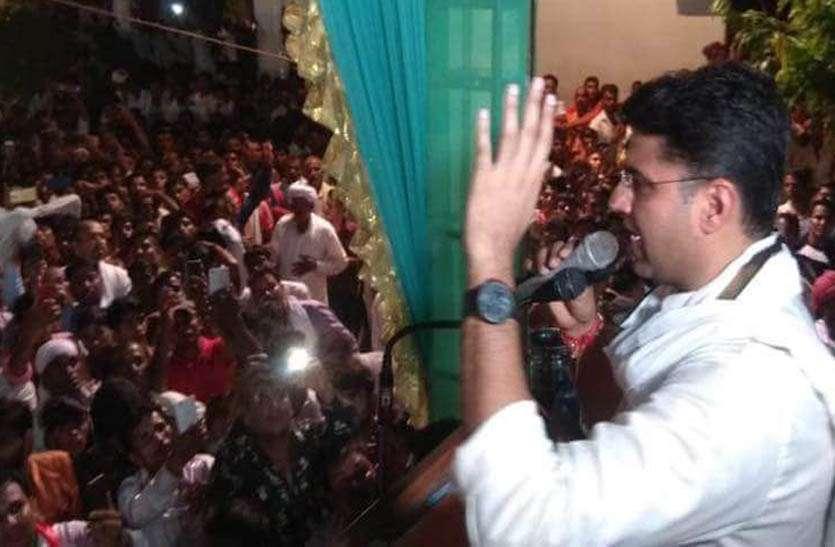 जोधपुरिया में कांग्रेस प्रदेशाध्यक्ष सचिन पायलट का बड़ा बयान, समाज का आशीर्वाद रहा तो अकेले कबड्डी खेल जाऊंगा