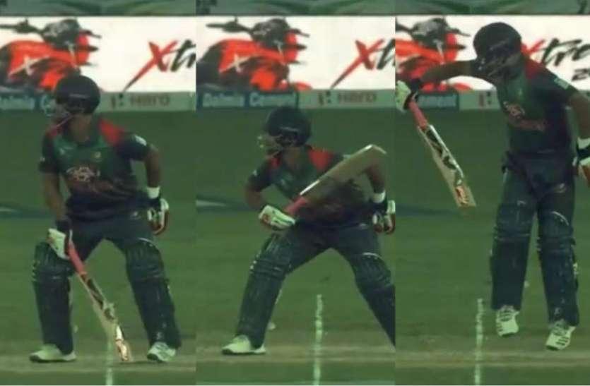 Asia cup : टीम की जीत के लिए टूटे हाथ से तमीम इकबाल ने की बल्लेबाजी, मैच और दिल दोनों जीता