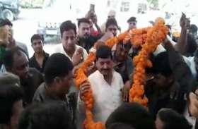 फ़ैज़ाबाद में बोले शिवपाल डंके की चोट पर दिया भाजपा को वोट