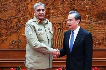 पाकिस्तान ने सीपीईसी पर उठाए सवाल, सेना प्रमुख पहुंचे चीन