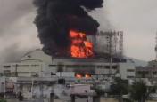 आँध्रप्रदेश के दो सिनेमा हॉल जल कर खाक,सामने आई भीषण अग्निकांड की तस्वीरें
