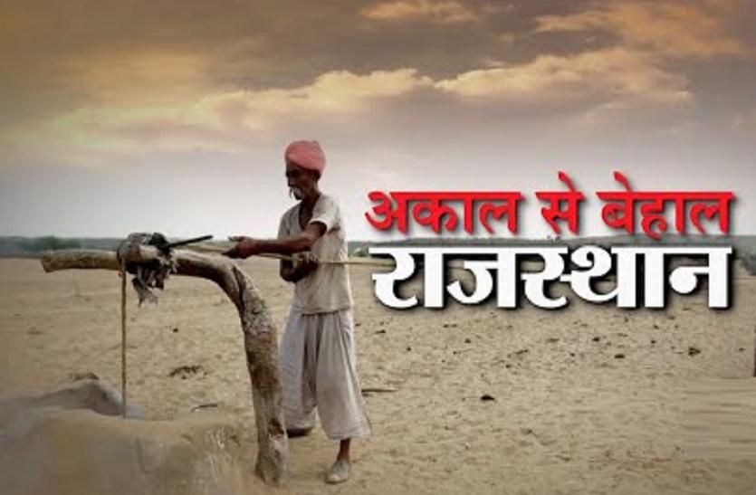 Video: पाकिस्तान से सटे इस राजस्थानी जिले में पड़ रहा अकाल, स्थानीय आबादी के साथ 55 लाख पशुधन भी संकट में
